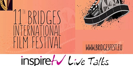 Inspire-TV® #LiveTalks with international entertainment industry guests tickets
