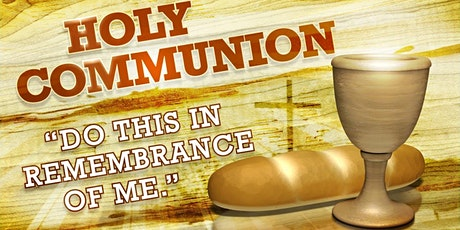 HVMC - Holy Communion Service Registration For 6  December 2020 tickets