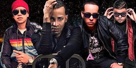 Reggaeton Festival w/ Bday Tribute to J Alvarez & Arcangel tickets