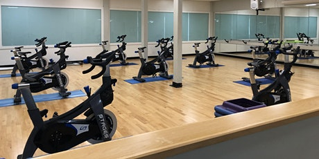 Kingsmill Sports Club Cycle Classes tickets