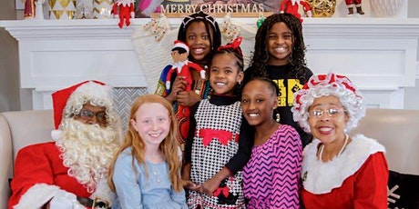 Domino Holiday Covid-safe Santa Drive-by; Dec 5 Bountiful & Dec 19 Holladay tickets