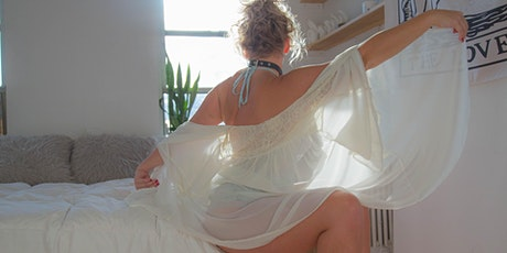 Sensual Reiki and Erotic Self-Care - Virtual Experience
