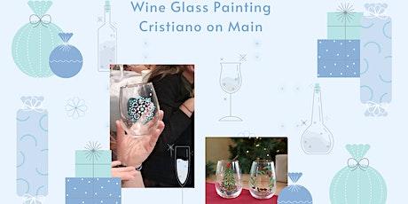 Holiday Wine Glass Make & Take tickets