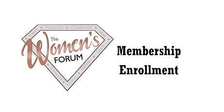Member's Renewal for 2021 Membership! tickets