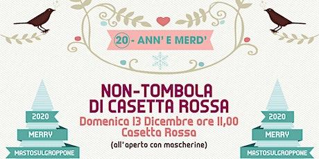Non tombola Casetta Rossa biglietti