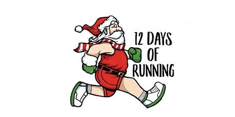12 Days of Running Challenge tickets