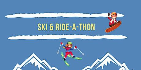 Ski & Ride-a-Thon tickets