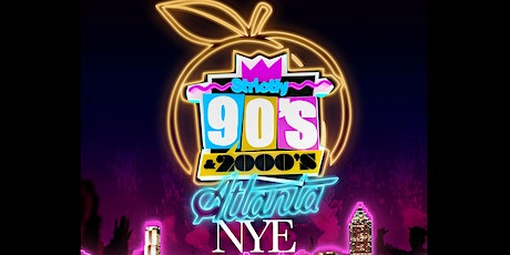 Strictly 90's and 2000's  New Years Eve tickets