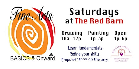 Fine Arts Basics and Onward - Painting tickets