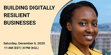 Fireside Chat: Building Digitally Resilient Businesses tickets