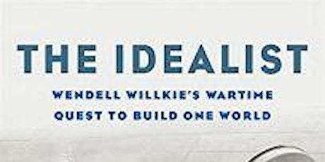 "Book Talk: Samuel Zipp on ""The Idealist"" tickets"