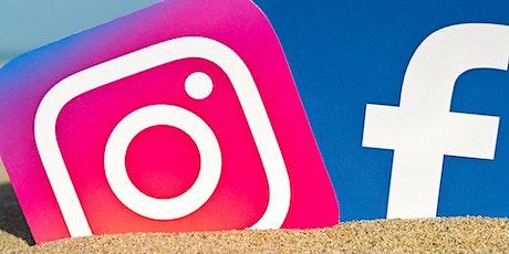 Atelier de Formation à Facebook & Instagram (Atelier de formation en ligne) billets