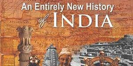 "Join us  for ""The Entirely New History of India ""- Talk by Francois Gautier tickets"
