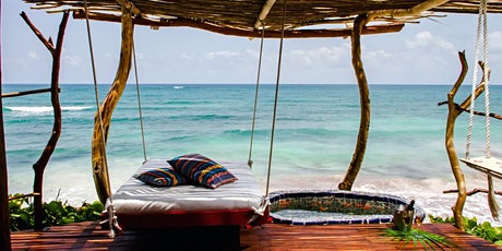 Beachfront Energy Healing Weekend w/Amora in Tulum boletos