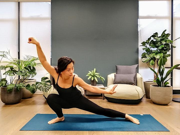 Unshakeable: Yoga & Qigong for Discipline & Focus image