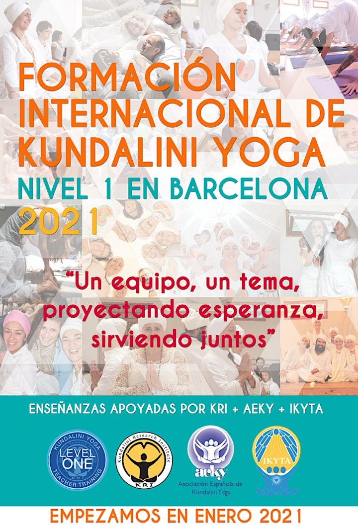 Imagen de Formación Internacional Profesores de Kundalini Yoga - Online o Presencial