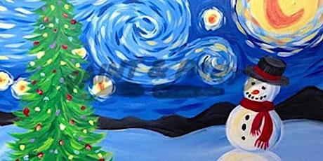 Children's Art Webinar 'Festive Fundraiser' tickets