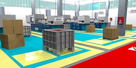"""Corso Online - Tecniche 5s per l'industria plastica - 5s.LPP2N.20.12"""" biglietti"""
