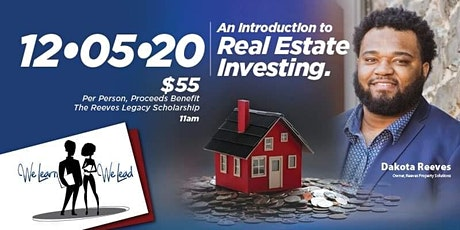 An  Introduction to Real Estate Investing tickets
