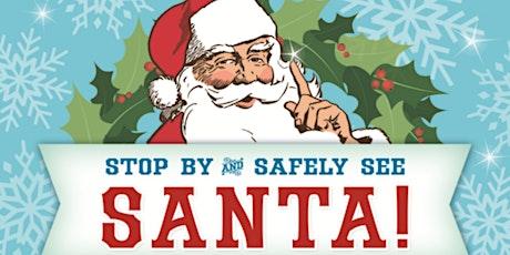 Drive Thru Visit with Santa tickets