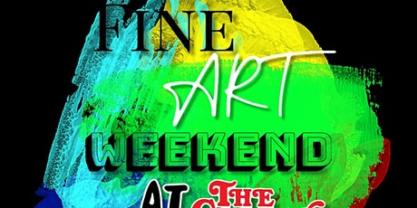 Fine Art Weekend feat. @ArtByKamo - Hosted by TTTMedia, LLC and The Corner tickets