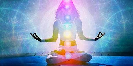 Wednesdays 11am Outside: Chakra Alignment Meditation tickets