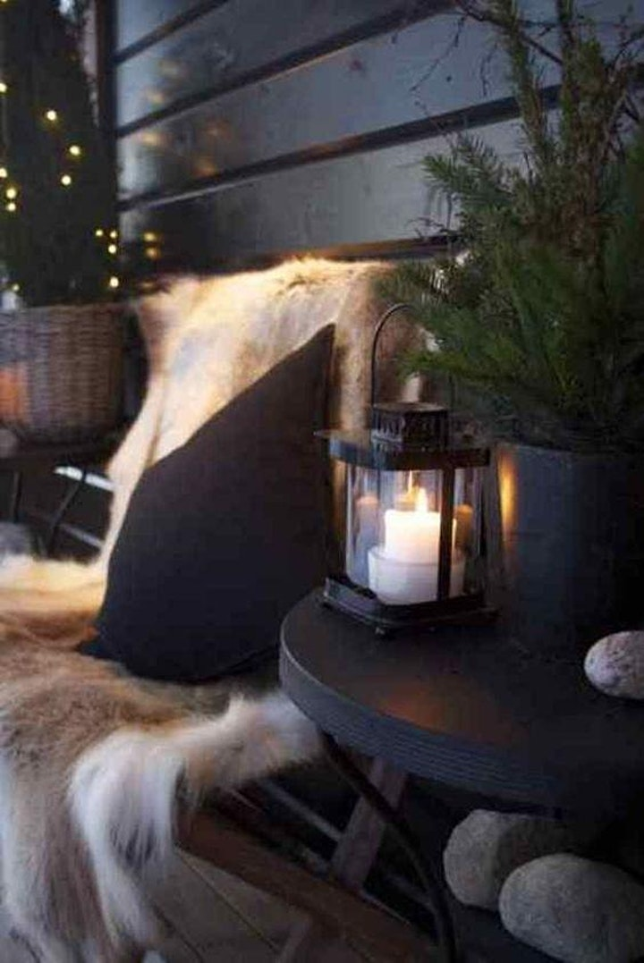 Hygge Chats by the Fireplace:Deep,Intelligent Chats with people worldwide! image