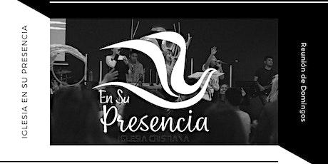 2° Reunión Domingo 6 Diciembre tickets