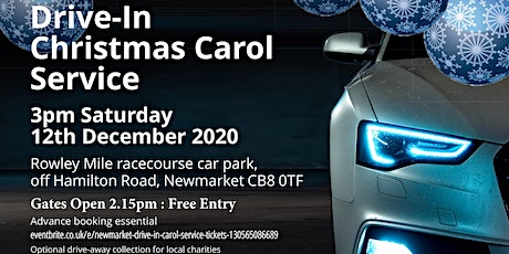 Newmarket Drive-In Carol Service tickets