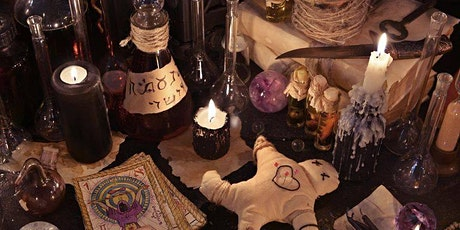 Witches Shield - Defense Magick Workshop - tickets