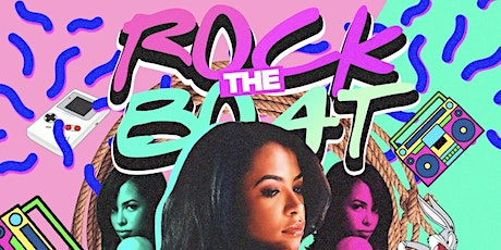 ROCK THE BOAT - Old Skool RnB Brunch w/ Free Cocktails (Shoreditch) tickets