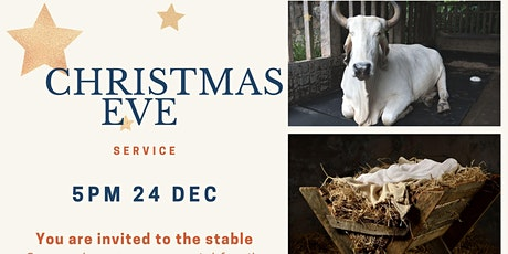 Christmas Eve Family Service tickets