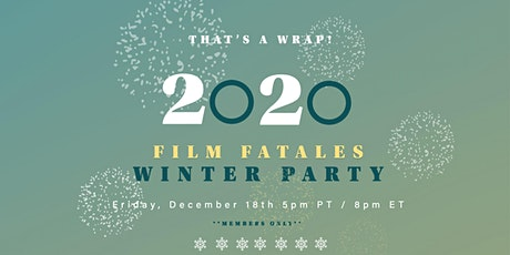 Film Fatales Winter Party tickets