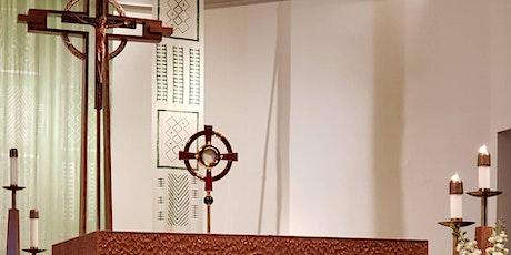St. Mary Advent Week 2 Eucharistic Adoration - Sunday 3:00 PM, 06-Dec-2020 tickets