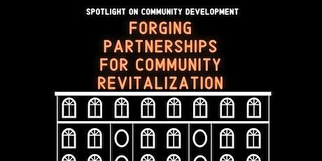 Forging Partnerships for Community Revitalization tickets