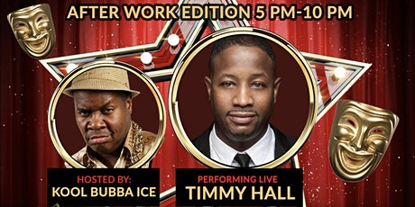 HOOD ROYALTY COMEDY Presents THE SOCIAL DISTANCE AFTER WORK COMEDY tickets