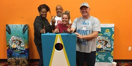 Cornhole Tournament at Planet Fun! Anyone can play! tickets