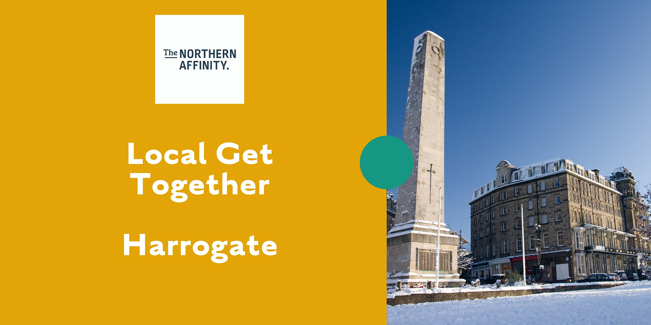 The Northern Affinity Local Get Together – Harrogate