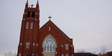 St.Mary's of Kickapoo - Sun. 7 a.m. Mass - Dec. 6, 2020 tickets