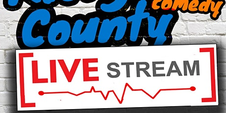 Kings County Comedy LIVE STREAM Standup Comedy Show tickets