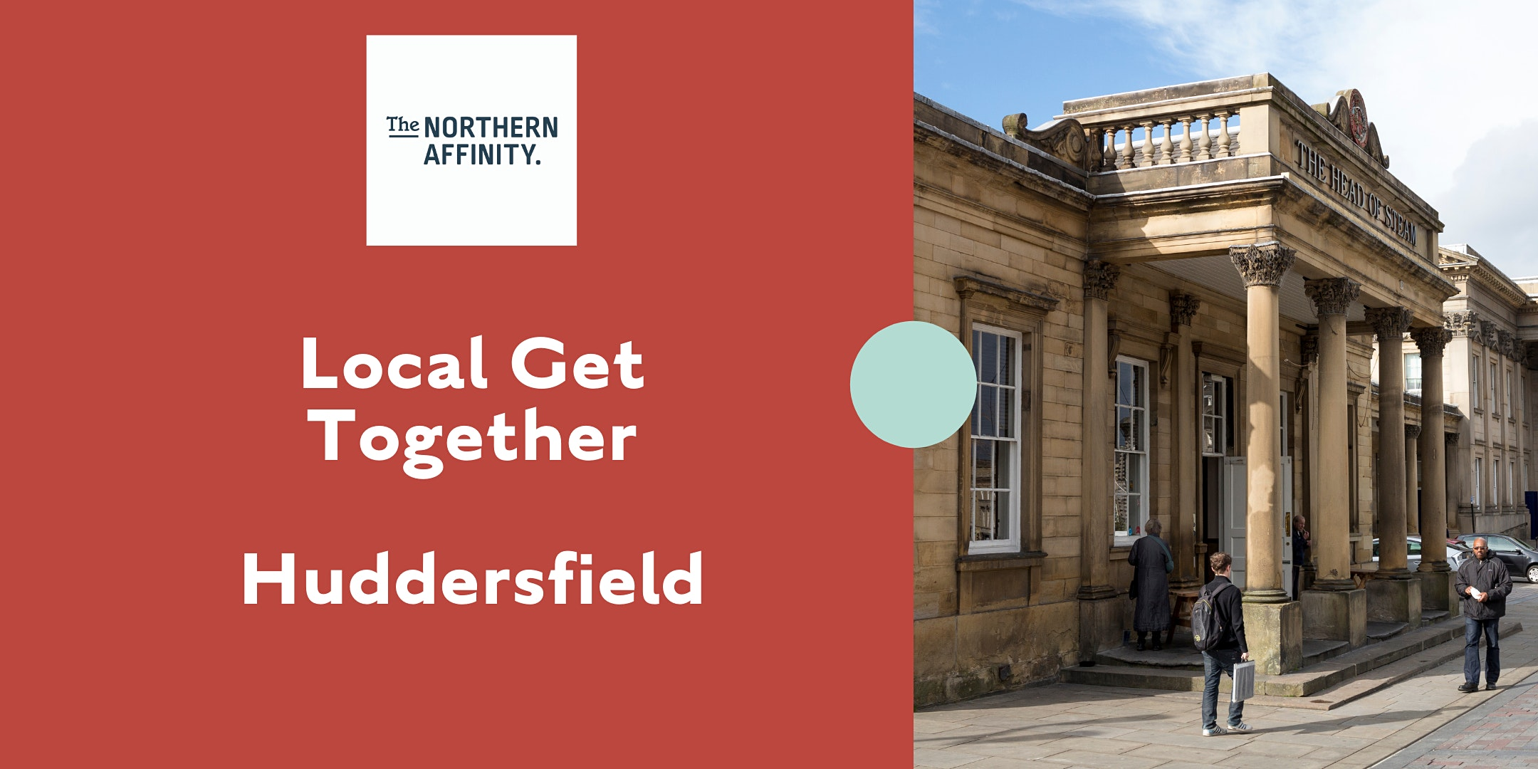 The Northern Affinity Local Get Together – Huddersfield