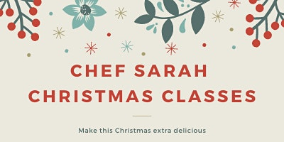 Vegan Christmas Cookalong with Chef Sarah