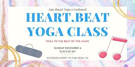 heart.beat yoga Outdoor Yoga Class Event tickets