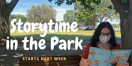 Thursday Storytime in the Park - Lerderderg Library tickets