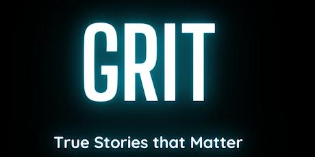 GRIT Storytelling Basics(Free 90-Minute Workshop) tickets