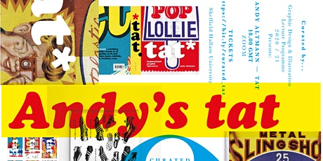 Curated by... Andy Altmann — tat tickets