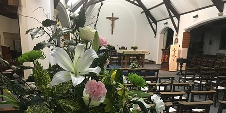 Sunday Mass at 9.30am at St Mary's RC Church, Crowborough tickets