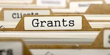 Grantwriting Workshops - Online tickets
