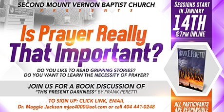 Is Prayer Really That Important? tickets