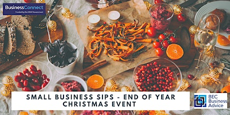 Small Business Sips - Supporting Small Business - Wagga tickets